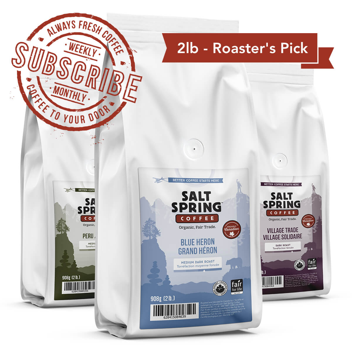 Coffee Subscription - Roaster's Pick