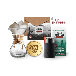 Coffee Lover Deluxe Set