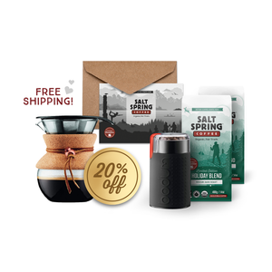Coffee Lover Starter Set
