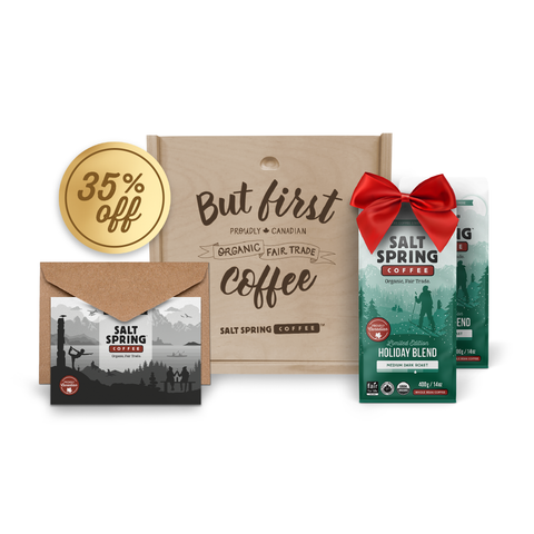 But First Coffee Gift Box