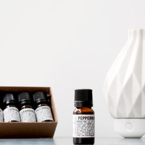 Peppermint Essential Oil - Pure Therapeutic Grade-Ekeco Essentials