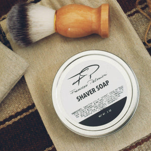 SHAVER SOAP-Ekeco Essentials