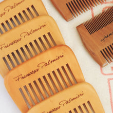 Wooden Pocket Comb-Ekeco Essentials