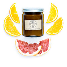 8 oz California Citrus Soy Candle