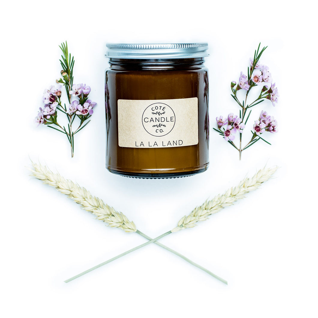8 oz La La Land Soy Candle