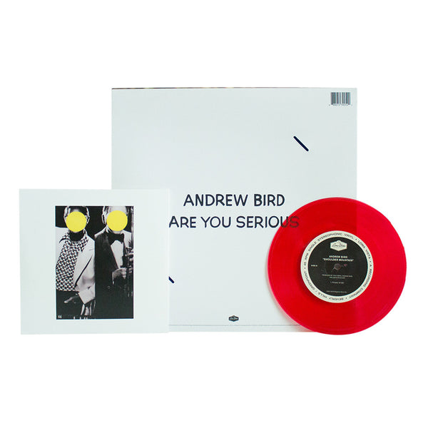 Andrew Bird- Are You Serious (Deluxe Blue & Red Vinyl)