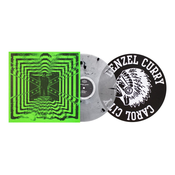 Denzel Curry - 32 Zel (LP + Carol City Slipmat Bundle)