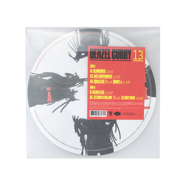 "Denzel Curry - 13 (10"" Picturedisc Vinyl)"