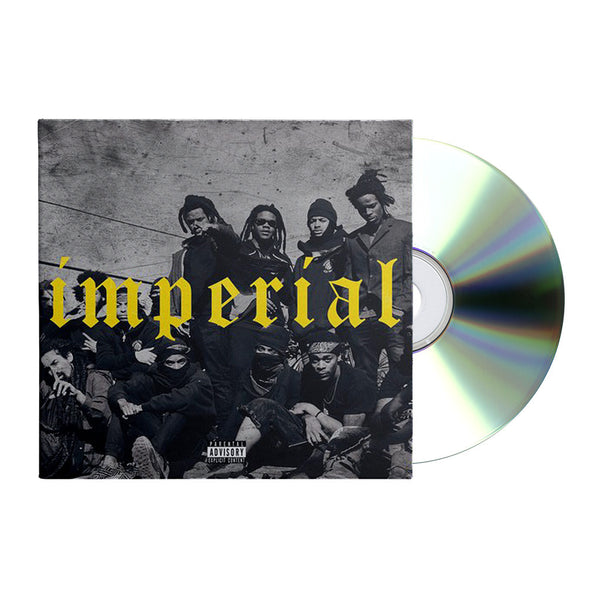 Denzel Curry - Imperial CD