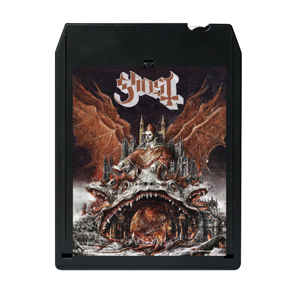 Ghost - Prequelle 8-Track Cartridge