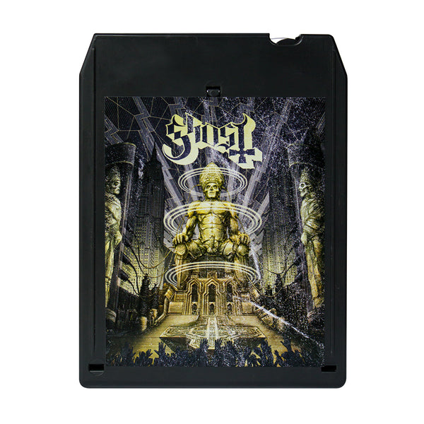 Ghost - Selections From Ceremony and Devotion 8-Track