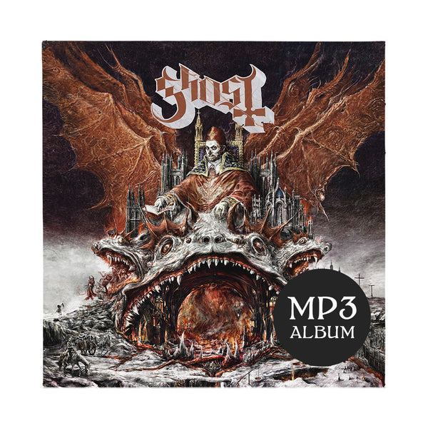 Ghost - Prequelle (Raglan + MP3 Album)