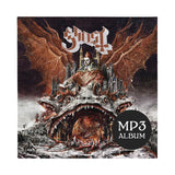 Ghost - Prequelle (Ghost Wordplay Magnet Set + MP3 Album)