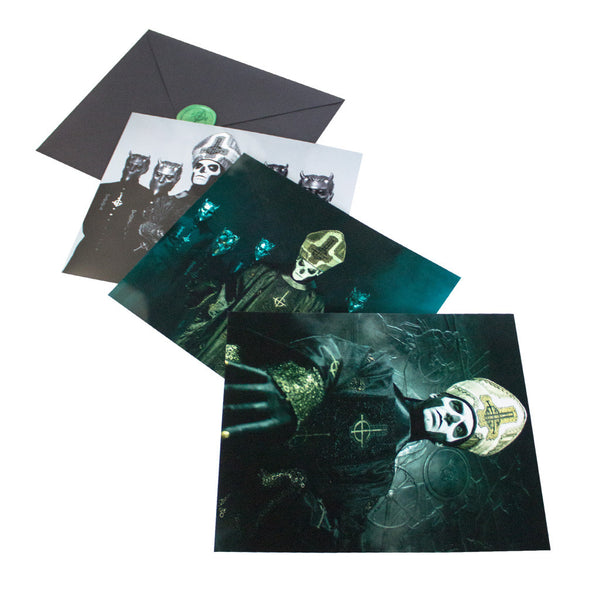 Ghost- Photo Envelope (8 x 10)
