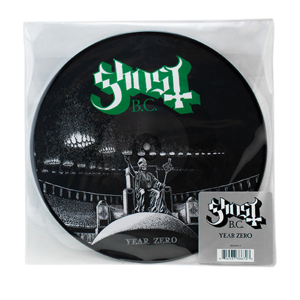"Ghost- Year Zero (10"" Vinyl Picturedisc)"