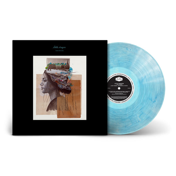 Little Dragon - Sway Daisy / Best Friends Colored Vinyl 12""