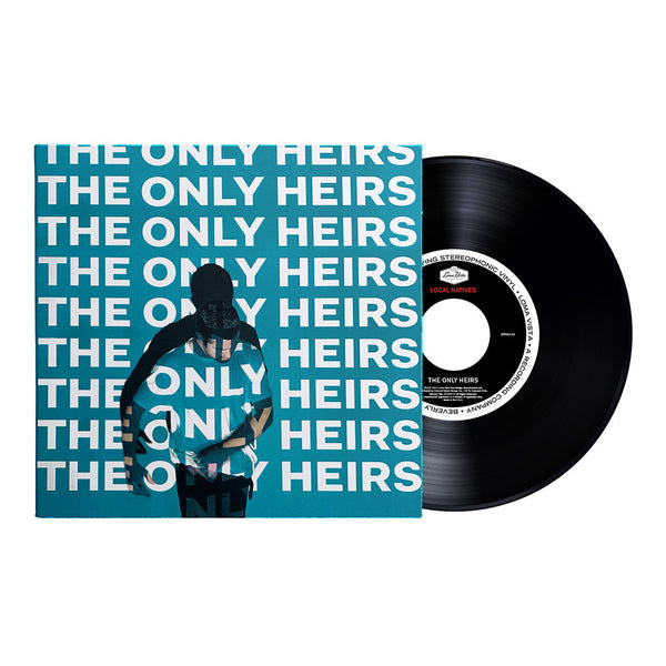 Local Natives- The Only Heirs / I Saw You Close Your Eyes Vinyl 7""