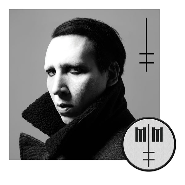 Heaven Upside Down MP3 Album + Ltd Edition Patch