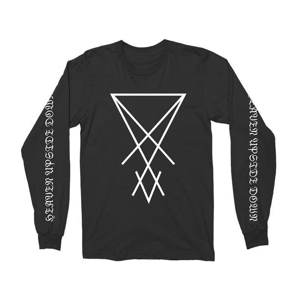 Marilyn Manson- Heaven Upside Down (Long-Sleeve Tee)