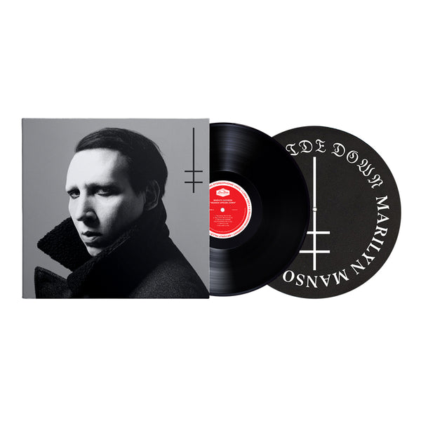 Marilyn Manson - Heaven Upside Down (Vinyl + Slipmat Bundle)