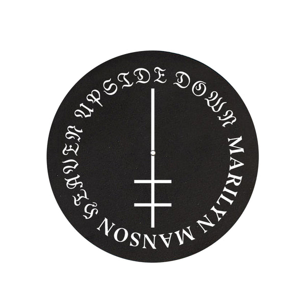 Marilyn Manson- Heaven Upside Down (Vinyl Slipmat)