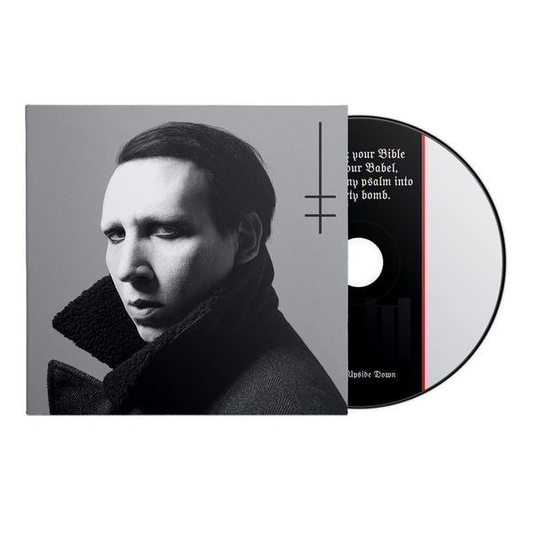 Marilyn Manson- Heaven Upside Down (CD)