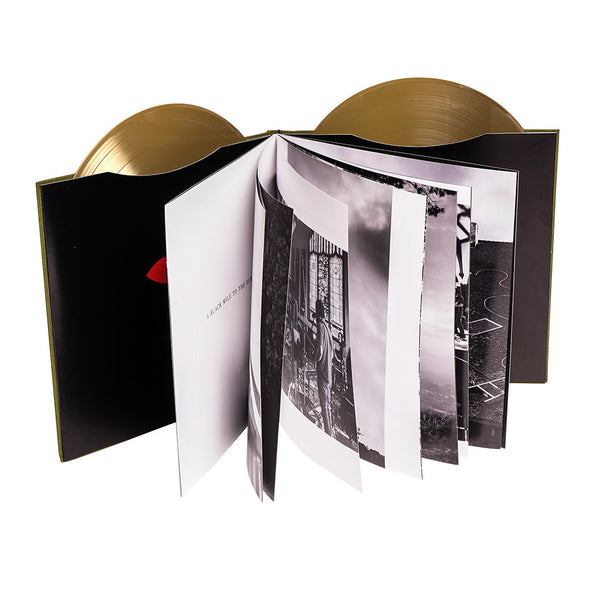 Manchester Orchestra- A Black Mile To The Surface Vinyl Photobook