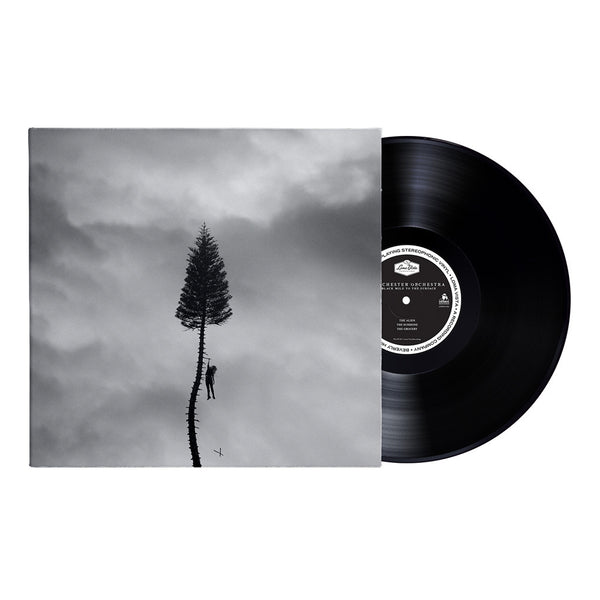 Manchester Orchestra- A Black Mile To The Surface Standard Vinyl