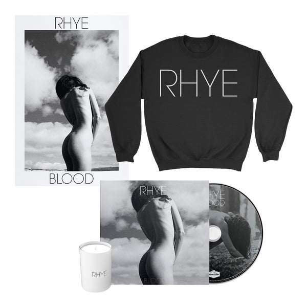 Rhye - Blood CD Deluxe Bundle