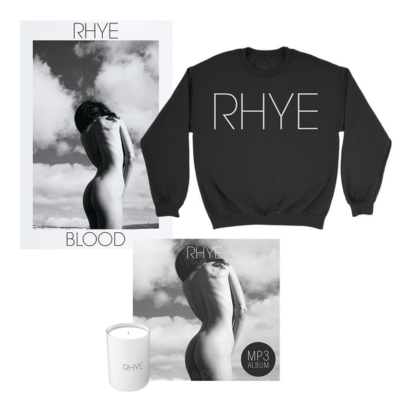 Rhye - Blood Digital Album Deluxe Bundle