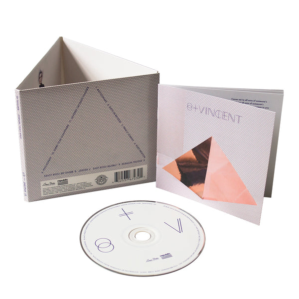 "St. Vincent- ""St. Vincent"" (CD)"