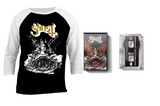 Ghost - Prequelle (T-Shirt & Album Bundle)