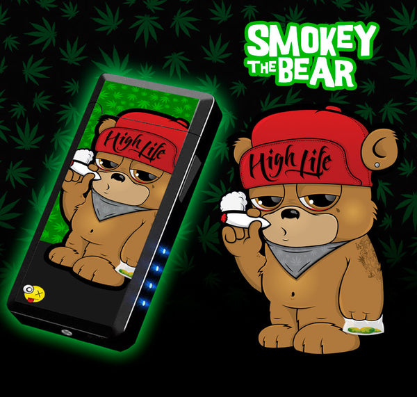 Limited Edition Smokey the Bear