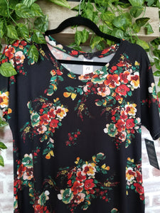 BLOOMING FLORALS Bella Tunic top