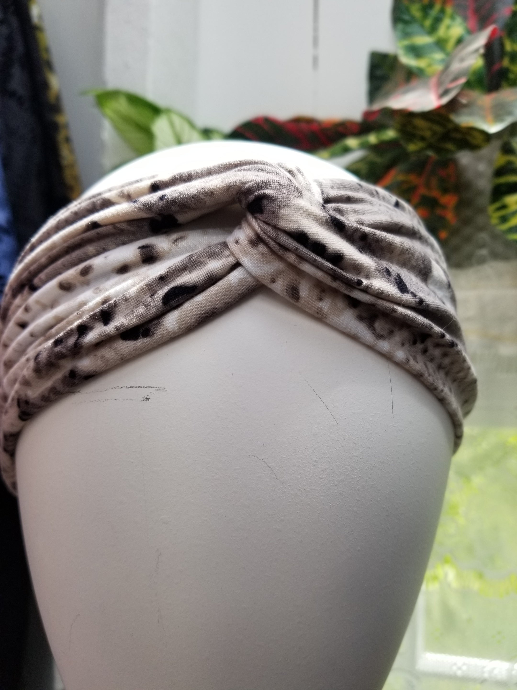 TURBAN Twist Womens Headband