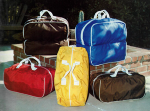 The Foldable Dubble Duffle