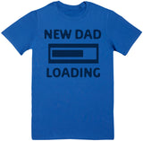 New Dad Loading - Hommes T-shirt