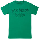 New Proud Daddy - Hommes T-shirt
