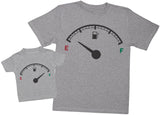 Empty And Full Fuel - Hommes T-shirt & T-Shirt bébé