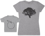 Apple And Tree - Femme T Shirt & bébé T-Shirt