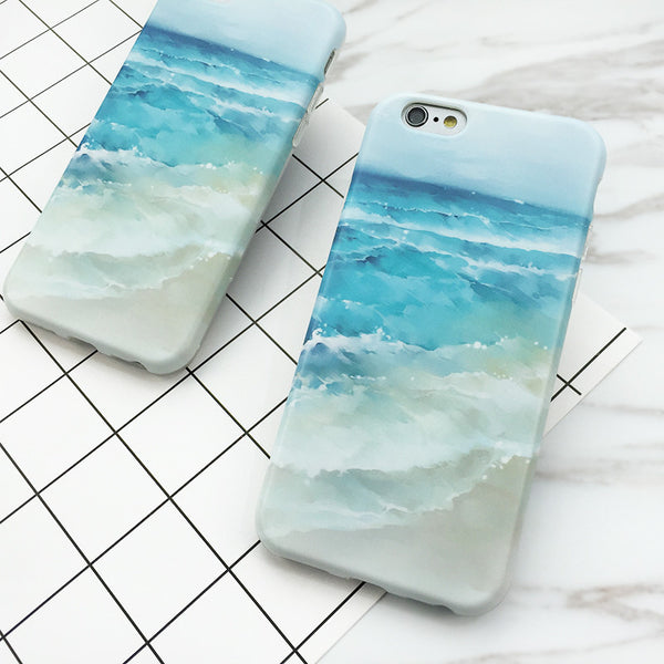iPhone 7 / 6 Models Ocean Phone Case