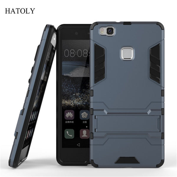 Rugged Rubber Phone Case for Huawei Ascend P9 lite
