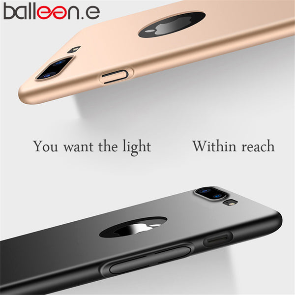 Matte Phone Case for iPhone 6 / 7 Models