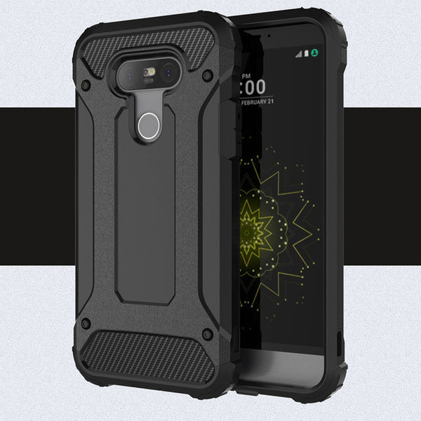 Hybrid Durable Armor TPU & Phone Case for LG G5 H830 H840 H850