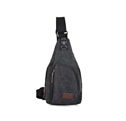 Unisex Casual Canvas Travel Bag