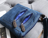 Small Denim Handbag