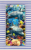 Dolphins and Oceans Phone Cases for iPhone X / 8 / 7 / 6 / 5 / 4 Models