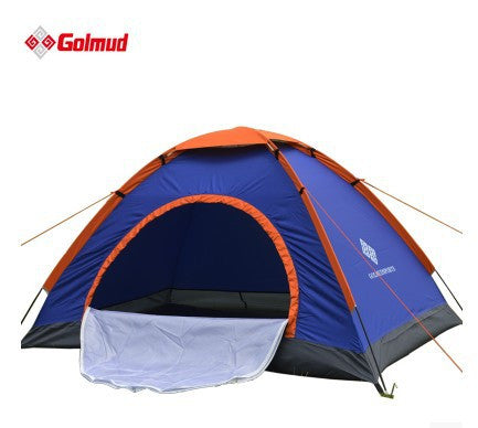 Brand New Waterproof UV Outdoor Hiking Tents 1~2 person Camping Tent Pack with Carrying Bag for Outdoor Camping