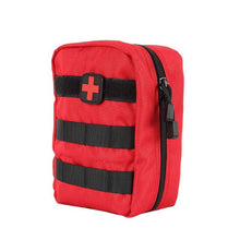 Tactical Medical First Aid Kit Bag Molle Medical EMT Cover Outdoor Emergency Military Package Outdoor Travel Hunting Utility