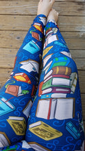 Bookish - Yoga Waist Leggings